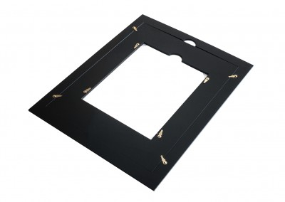 Reduction frames adapted for any film or plate holder - Wetplatewagon