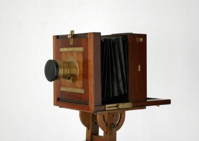 MAWSON & SWAN camera restored by Wetplatewagon