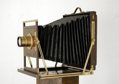 A&N AUXILIARY camera restored by Wetplatewagon