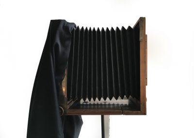 Dark cloth for cameras - Wetplatewagon