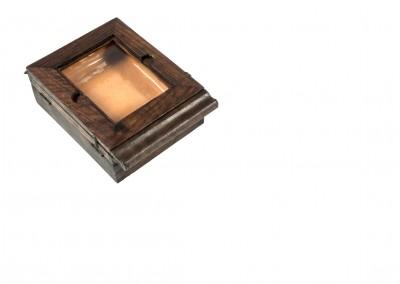 Blanxart laboratory. Sensitizing box - Wetplatewagon
