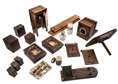 Blanxart daguerreotypes laboratory - Wetplatewagon